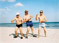 Boomers on the Beach